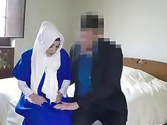 Missionary Reverse Cowgirl Arab Girl Riding Cock